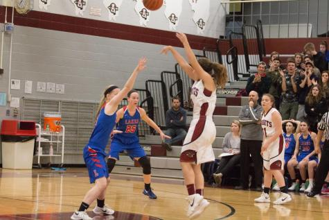 Sequoits Fall Short Against the Rams