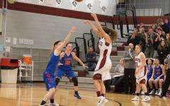 The Lady Sequoits Fall to the Eagles