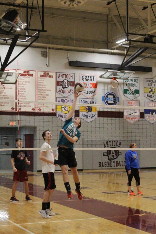 Boys Volleyball Recap