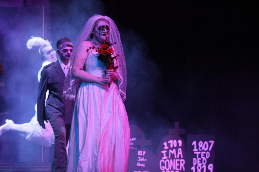SEQUOIA PHOTO OF THE WEEK: Blue Bride