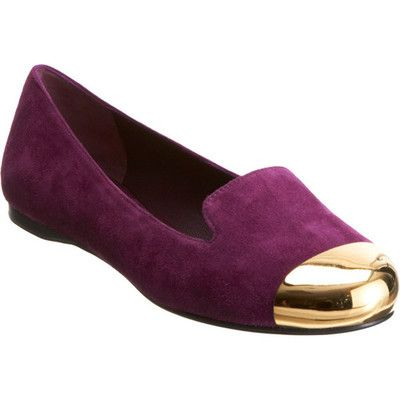 Kick a progressive gun-hater with these YSL flats.