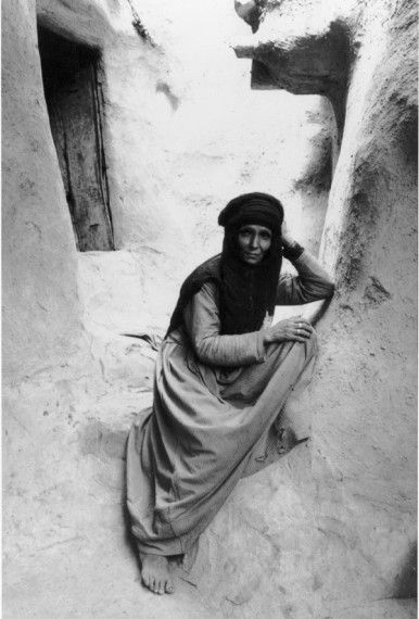 """Yemenite Jewish Woman, 1983, by  photographer, Frederic Brenner, from his series """"Diaspora."""" There are now only a handful of Jews remaining in Yemen."""