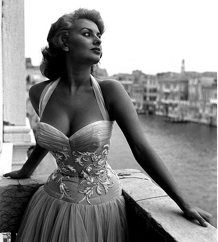 "Sophia Loren, 1955 ""The church is opposed to cloning, but an exception might be made in the case of Sophia Loren."" —Cardinal Tarcisio Bertone, Vatican Secretary of State"