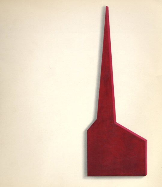 Robert Therrien, No Title, painted wood