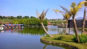floating market objek wisata di lembang
