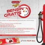 Hemaviton Bagi Bensin Gratis For 501 Bikers Bandung