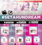 Lomba Video Tutorial Hijab Setahun Dream