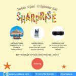 Sharpprise Poin Rewards Berhadiah Liburan Keluarga ke Lombok