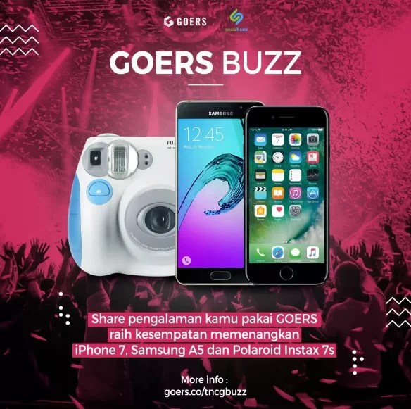 Goers Buzz Competition