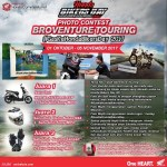Broventure Touring #GasKeHondaBikersDay 2017