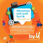 Nikmatnya Jadi Anak by.U Video Competition 2020