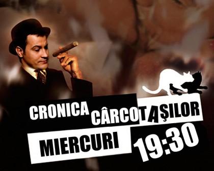 Cronica - sezonul 17 - Umor cu Premeditare! - Șerban Huidu