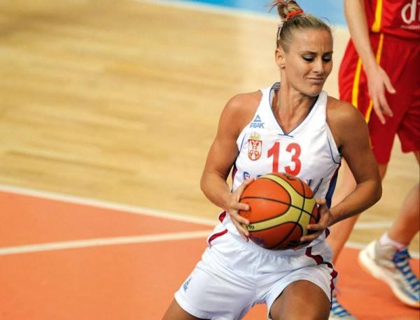 10 most beautiful Serbian female athletes - Serbia.com