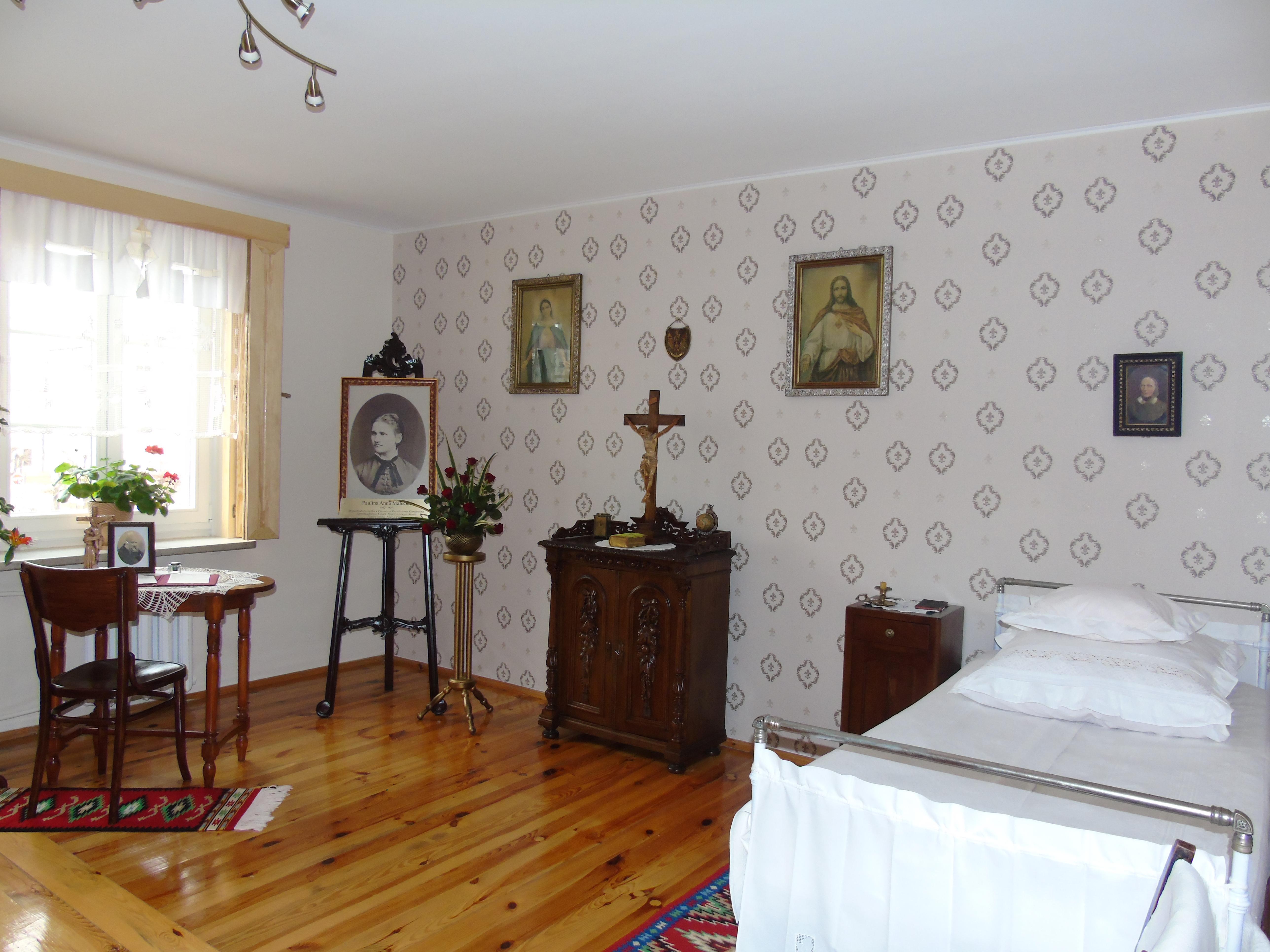 Nowe Miasto - Izba Pamięci M. Pauli Maleckiej