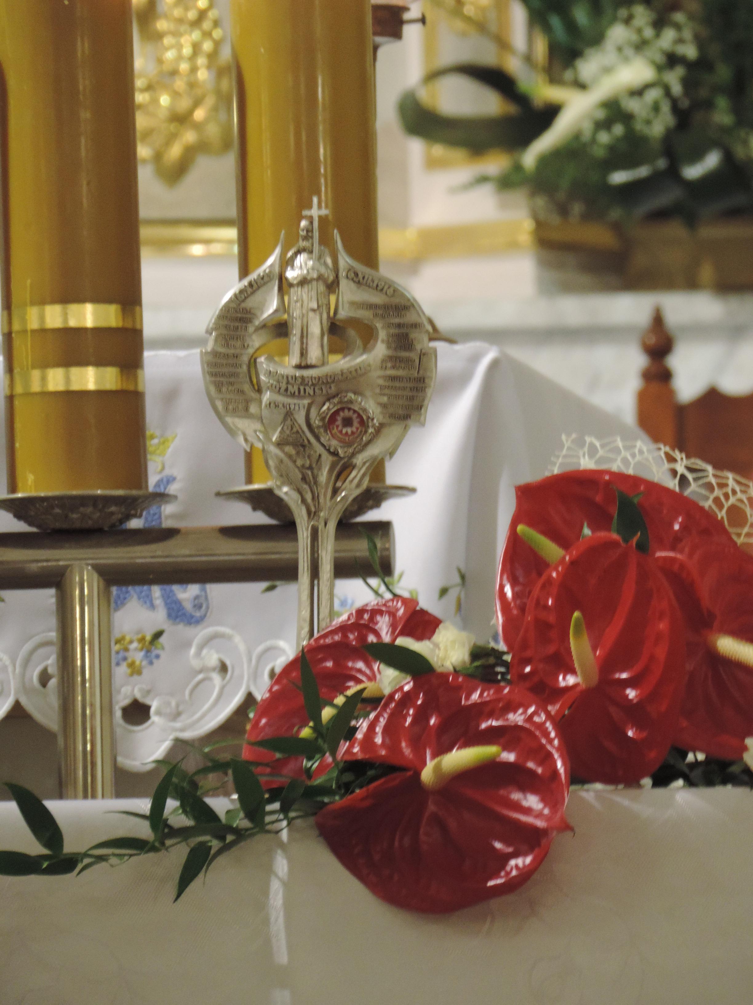 Fotorelacja – obchody jubileuszu śm. bł.Honorata wZgromadzeniu CSM