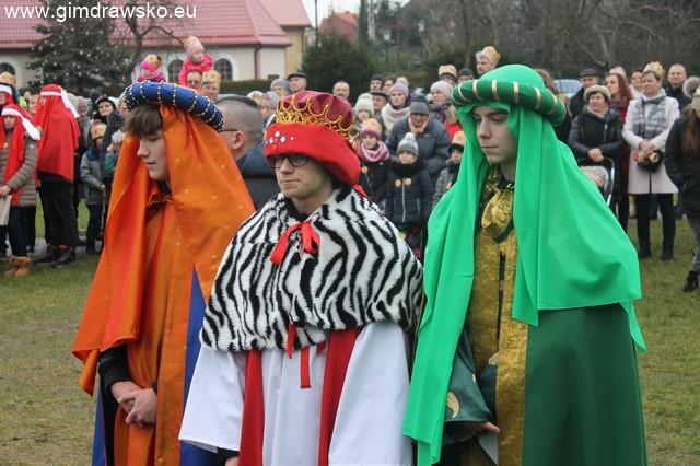Orszak Trzech Króli wDrawsku Pomorskim