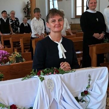 25 lat profesji zakonnej s. Jolanty