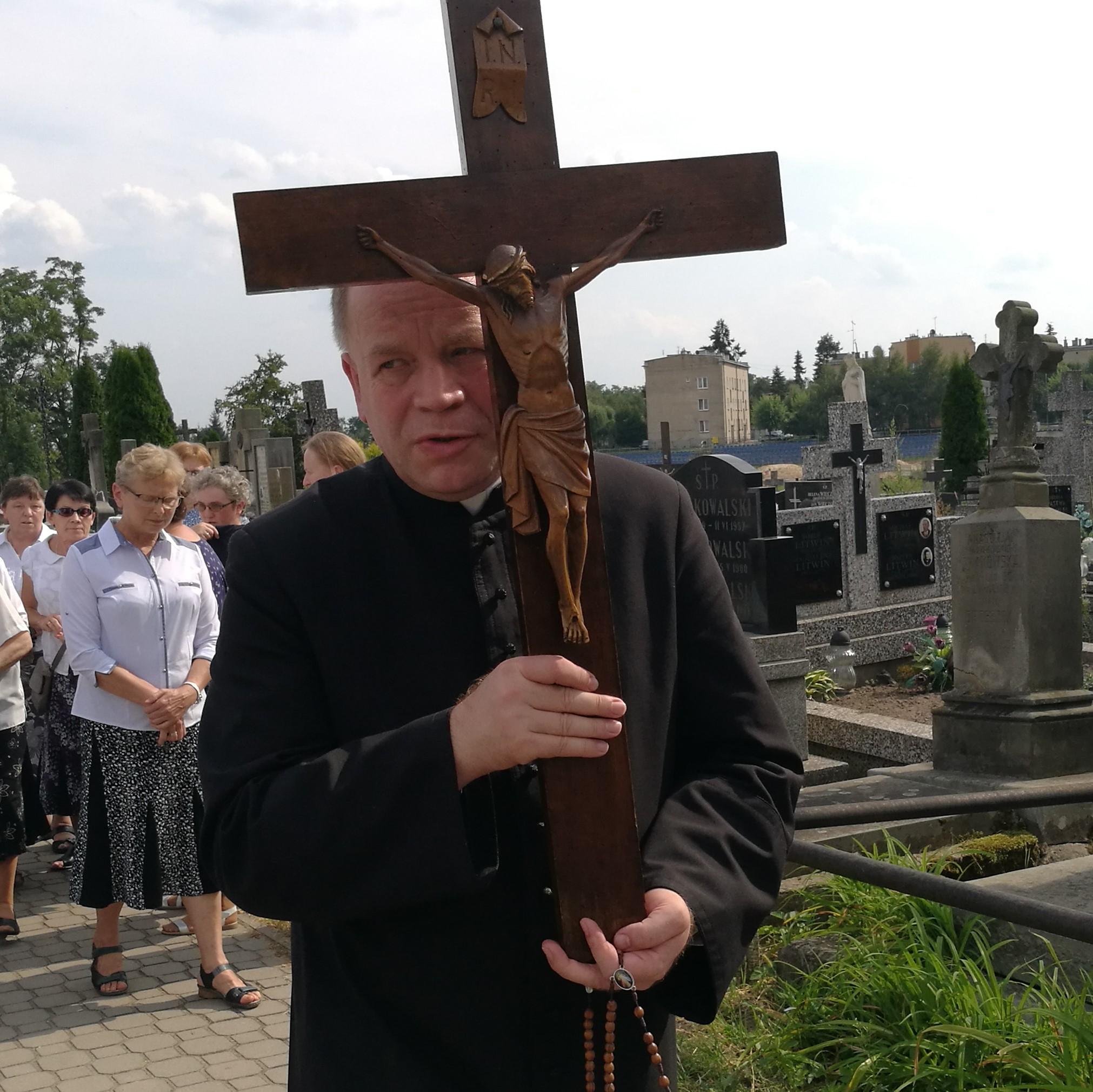 Konferencja ks.M. Matusika oM. Pauli Maleckiej