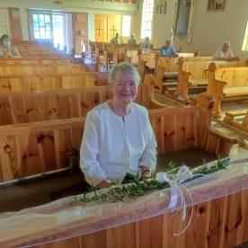 Jubileusz 60-lecia życia zakonnego s. Czesi