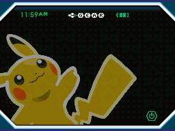 C-Gear Pikachu