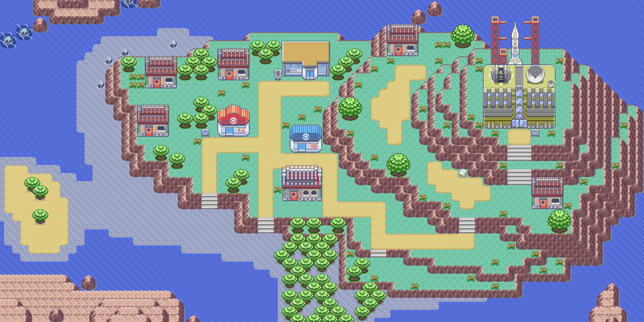 Pokemon Ruby Sootopolis Gym Puzzle