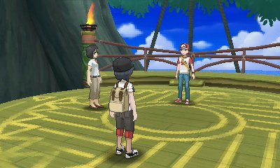 Image result for pokemon moon battles