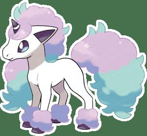 Galarian Form Ponyta Image
