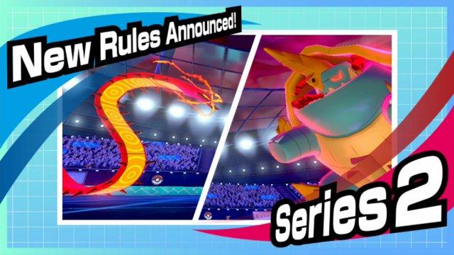 Lotte competitive Pokemon spada scudo stagione 2