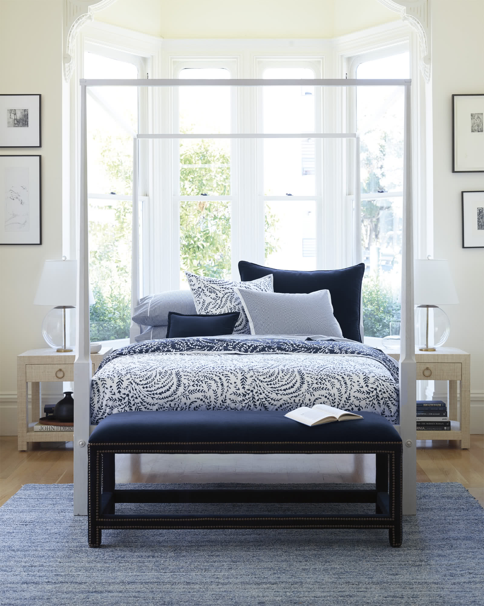 Whitaker Four Poster Bed Serena Amp Lily