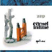 Zep : Carnet intime