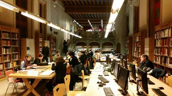 Bibliothèque Forney, Paris