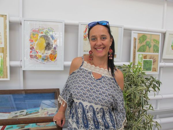 xpo Antonia Neyrins, Conflans, juillet 2015