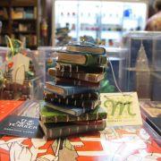 New York Public Library Shop, décoration de Noël