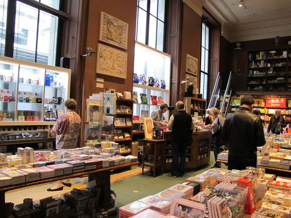 New York Public Library Shop, la boutique