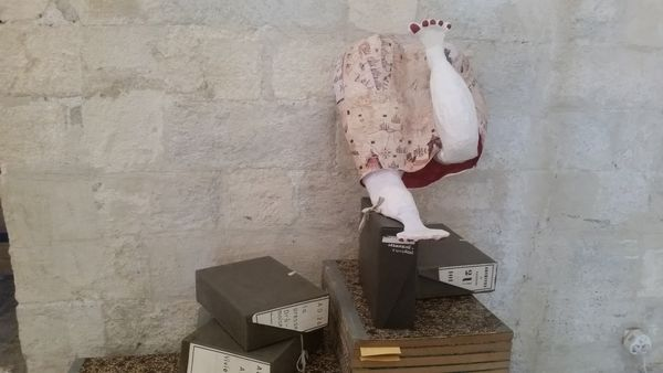 Exposition Titou Vergier aux archives départementales de Vaucluse