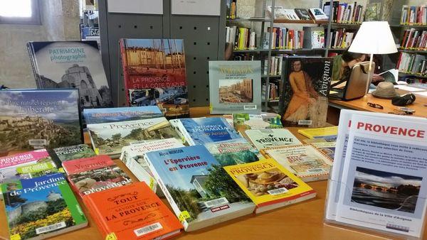 La sélection Provence et sa bibliographie