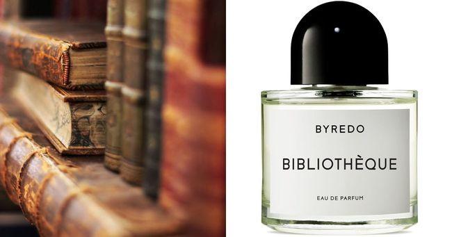 Byredo Bibliotheque Parfum