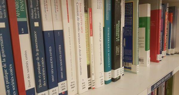 ouvrages juridiques