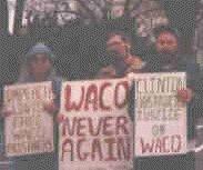 Waco - ¡nunca más
