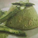 Mousse agli asparagi