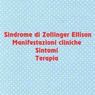 sindrome di Zollinger-Ellison e ulcera peptica