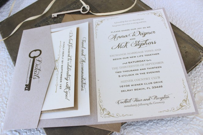 Read More Rustic Wood Carved Heart Initials Wedding Invitations
