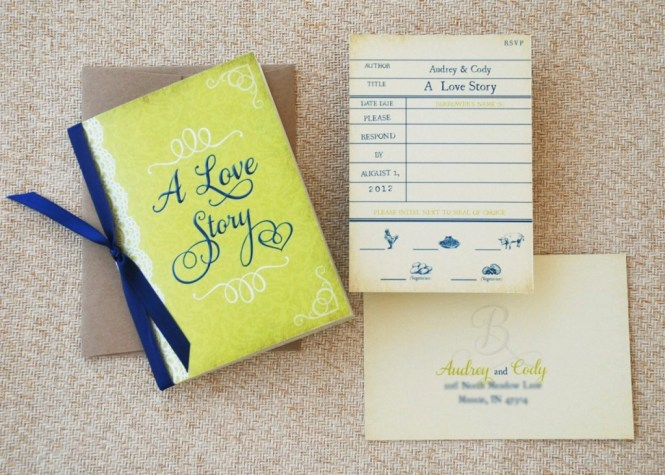 Book Themed Wedding Invitations To Make Pretty Variation On Your Invitation Cards Card Design 12
