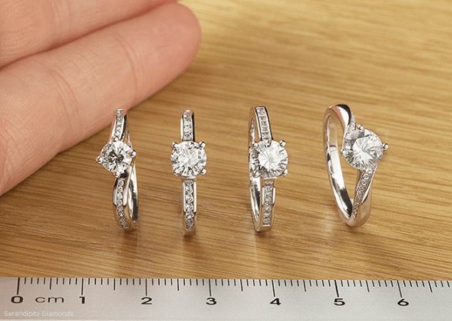 The Average Price of an Engagement Ring   Cost and What to Spend  Average price of an engagement ring   what it gets you in 2015