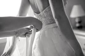 B&W Bride