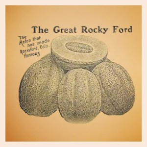 Rocky Ford Cantloupe Sign