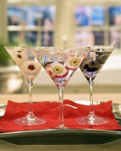 eyeball martinis