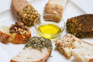 dukkah breads