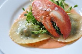 Lobster Ravoli