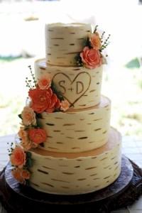 WoodGrain Cake